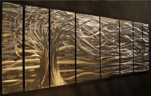 Wall Art Design Ideas: Modern Classic Aluminium Wall Art Theme For Abstract Aluminium Wall Art (View 7 of 20)