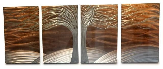 Wall Art Designs: Copper Wall Art Modern Wall Decor Abstract Wall For Abstract Copper Wall Art (Image 20 of 20)