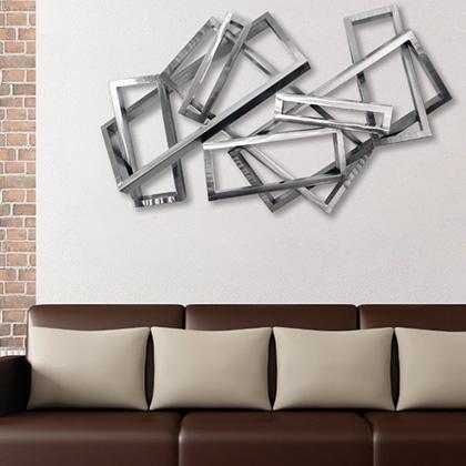Wall Art Designs: Modern Wall Art Sculptures Contemporary Regarding Sculpture Abstract Wall Art (Image 17 of 20)