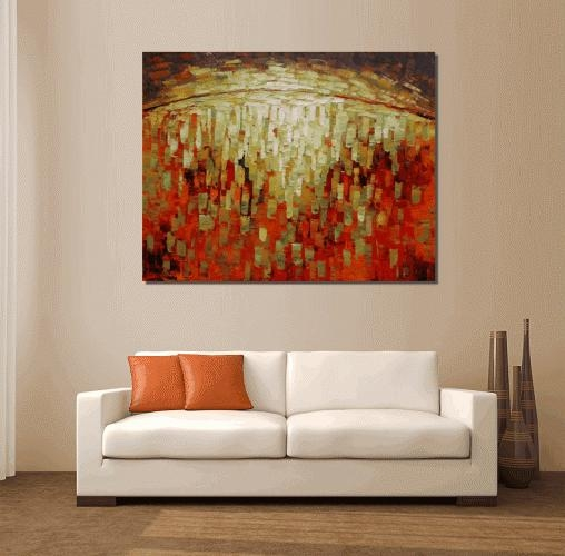 Wall Arts ~ Abstract Canvas Art Australia Abstract Circle Canvas Within Large Abstract Wall Art Australia (Image 14 of 20)