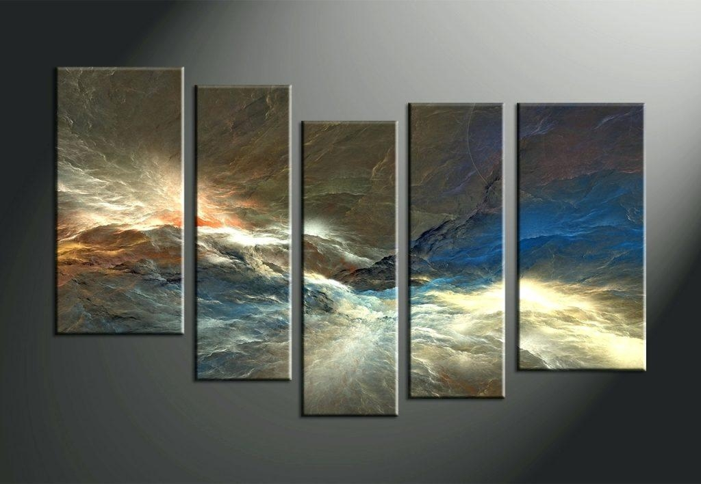 Wall Arts ~ Large Abstract Canvas Wall Art Uk Splendid Large Inside Abstract Canvas Wall Art Australia (Image 17 of 20)