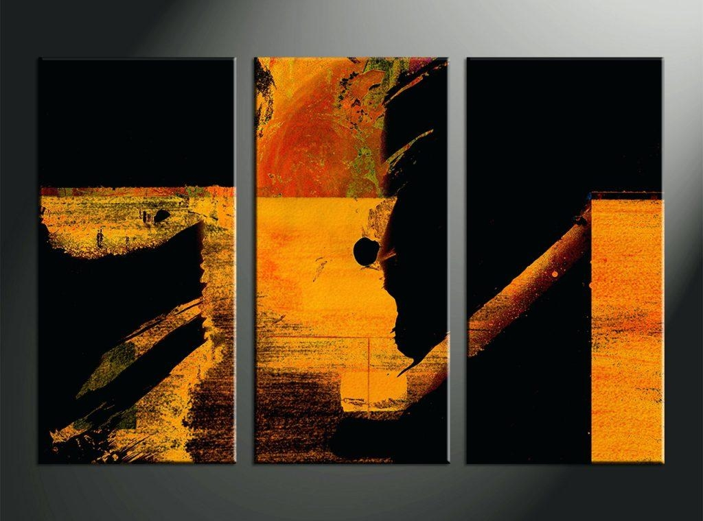 Wall Arts ~ Oversized Canvas Wall Art Sets Home Decor 3 Piece For Abstract Canvas Wall Art Australia (Image 19 of 20)