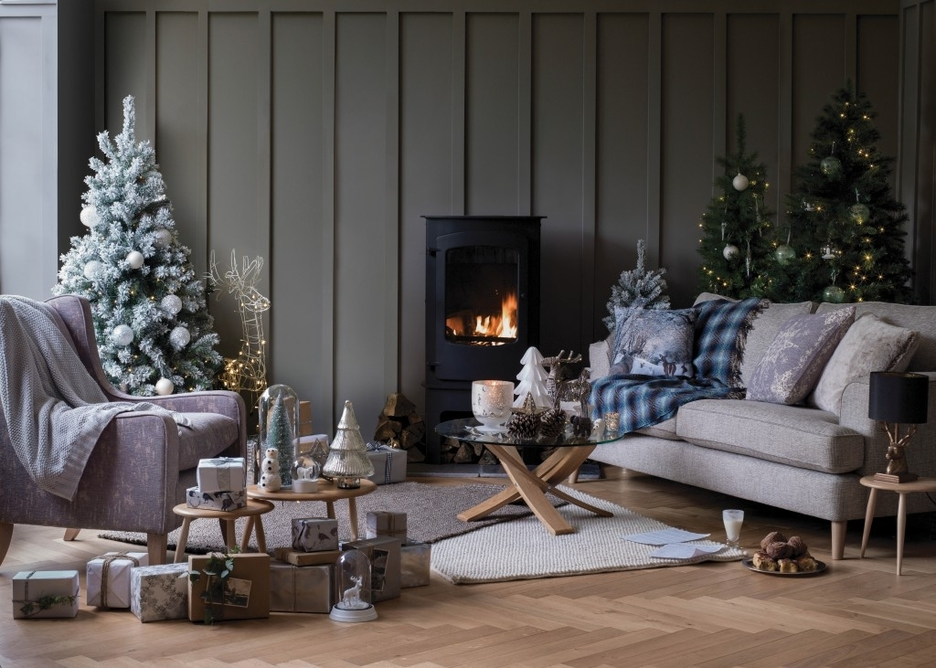 10 Sofas & Chairs To Sink Into This Christmas – Regarding Marks And Spencer Sofas And Chairs (Image 1 of 10)