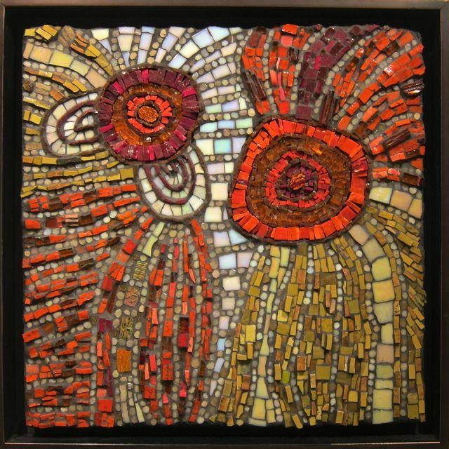 1053 Best Mosaic Abstract Images On Pinterest | Mosaic Art, Mosaic Pertaining To Abstract Mosaic Art On Wall (Image 2 of 20)