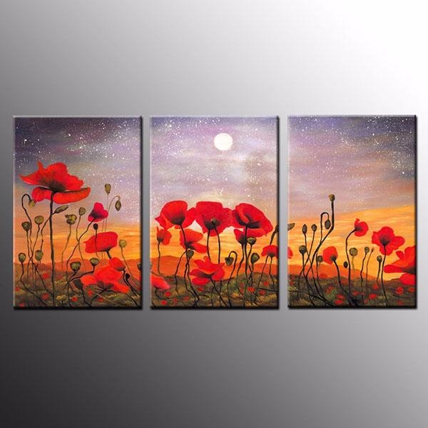 11 Years Manufacturer Hd Canvas Prints Art Flower Oil Painting Regarding Canvas Wall Art Of Philippines (Image 1 of 20)