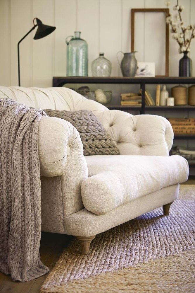 115 Best Comfy, Overstuffed Chairs Images On Pinterest | Chairs For Big Sofa Chairs (Image 1 of 10)