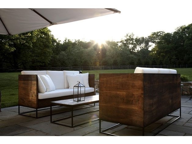 115 Best Poolside Furniture Images On Pinterest | Decks, Outdoor With Regard To Outdoor Sofa Chairs (Image 1 of 10)