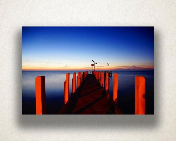117 Best Canvas Art Images On Pinterest | Canvas Prints, Photo Regarding Jetty Canvas Wall Art (Image 1 of 20)