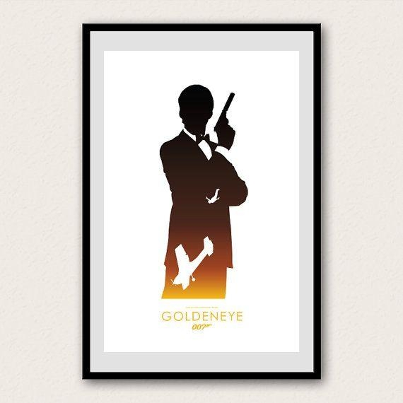 12 Best James Bond Canvas Prints And Paintings Images On Pinterest In James Bond Canvas Wall Art (Image 2 of 20)