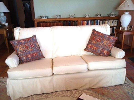12 Best Slipcover Magic – Before & Afters Images On Pinterest With Slipcovers Sofas (View 8 of 10)