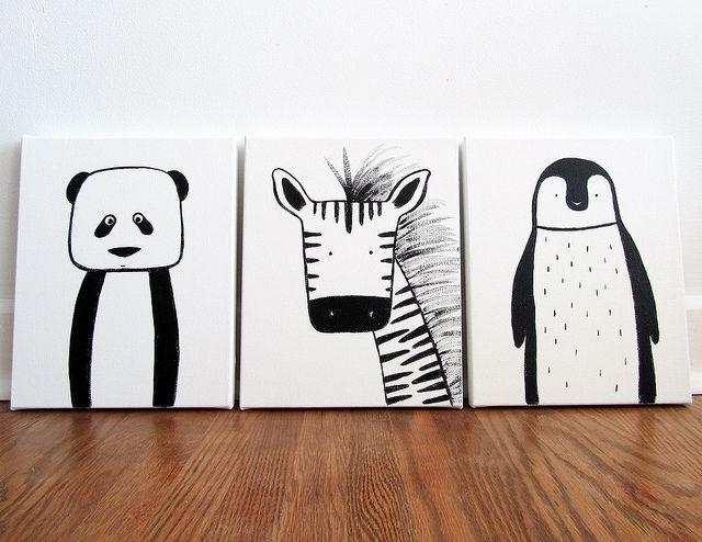 135 Best – Kids – Art Images On Pinterest | Drawing For Kids Throughout Modern Nursery Canvas Wall Art (View 13 of 20)