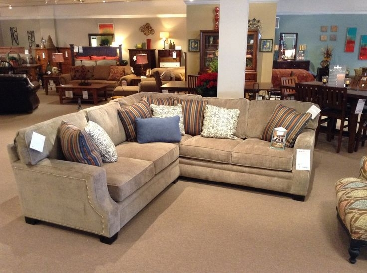 15 Best Sectional Images On Pinterest | Family Room, Family Rooms Throughout Broyhill Sectional Sofas (Image 2 of 10)