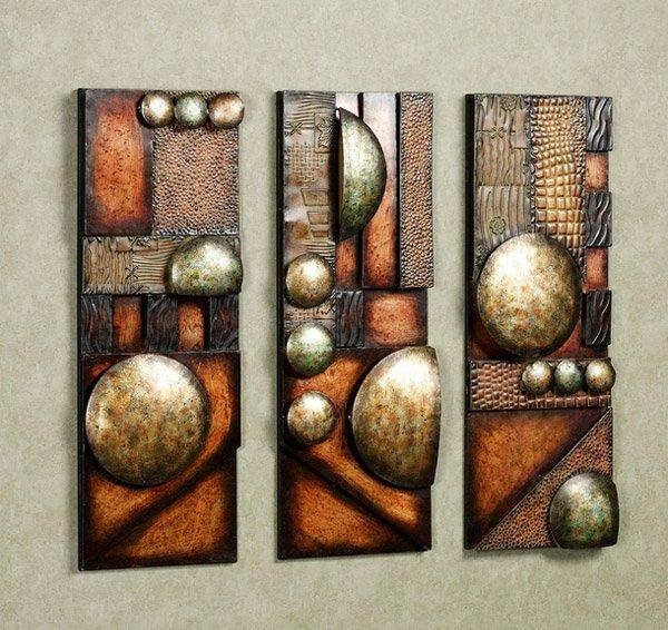 15 Modern And Contemporary Abstract Metal Wall Art Sculptures Pertaining To Ottawa Abstract Wall Art (View 20 of 20)