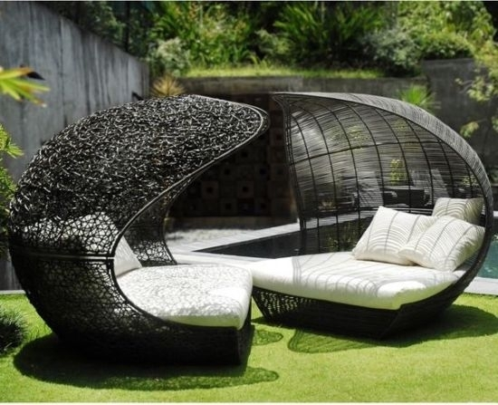 15 Unique Outdoor Lounge Chairs | Ultimate Home Ideas Throughout Outdoor Sofas And Chairs (Image 2 of 10)