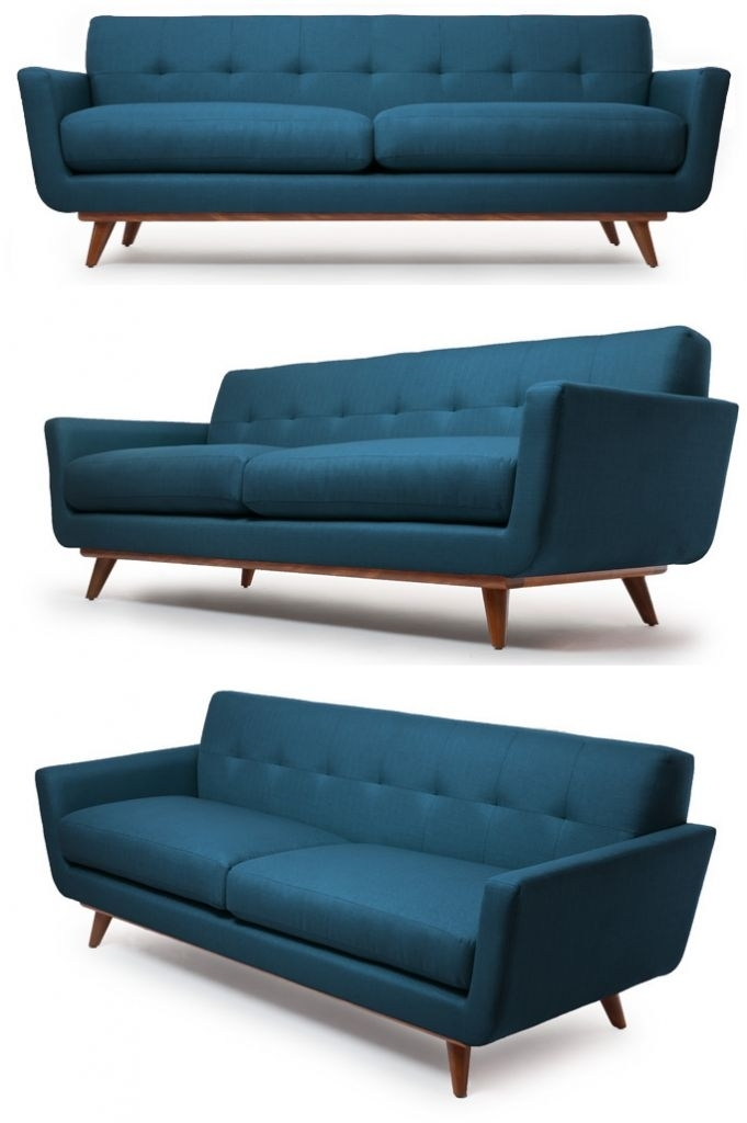 156 Best Sofas Images On Pinterest | Couches, Armchairs And Chairs With Mid Range Sofas (Image 1 of 10)