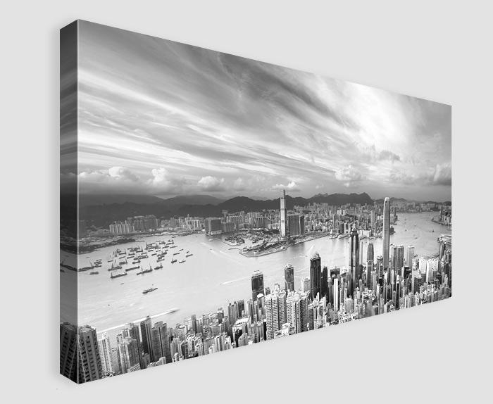 "16"" X 48"" Panoramic Canvas Print Pertaining To Canvas Wall Art In Canada (Image 1 of 20)"