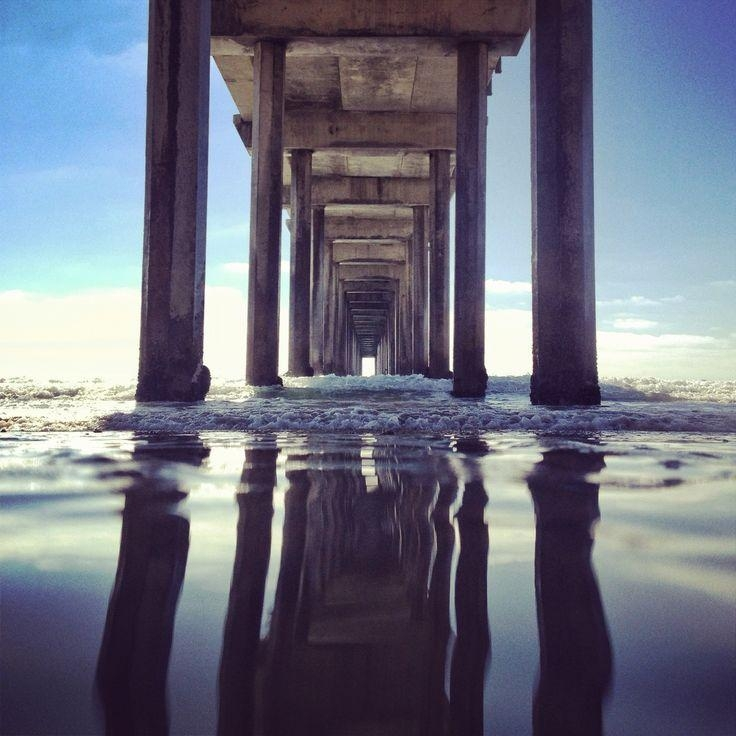 20 Best Piers, Docks And Jetties, Oh My! Images On Pinterest Within Jetty Canvas Wall Art (Image 2 of 20)