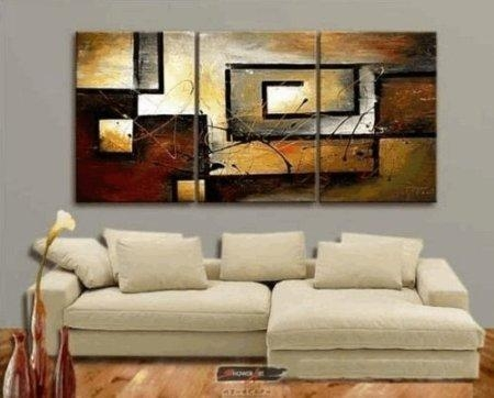 20 Top Affordable Abstract Wall Art | Wall Art Ideas Regarding Inexpensive Abstract Wall Art (Image 3 of 20)