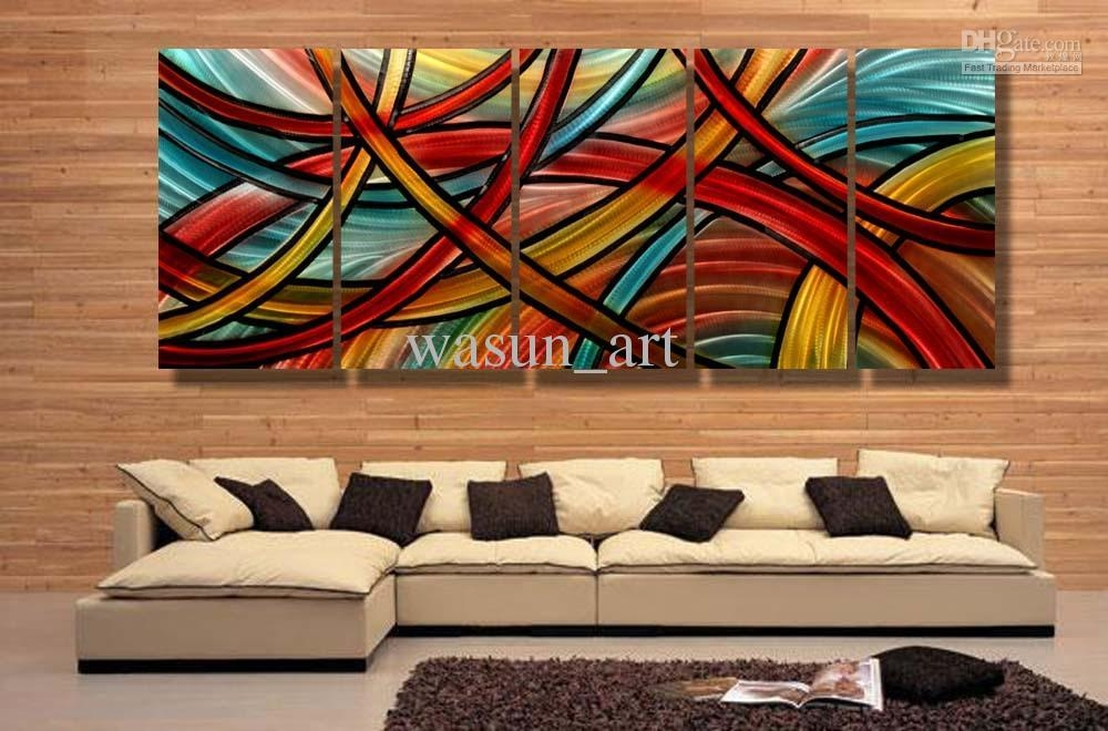 Featured Image of Abstract Art Wall Hangings
