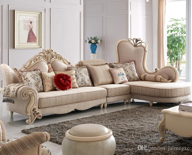 2018 Modern Sectional Sofa Sofa Sets Living Room Furniture From With Regard To Trinidad And Tobago Sectional Sofas (Image 1 of 10)