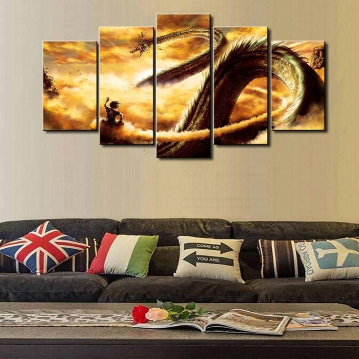 21 Best Anime Canvas Images On Pinterest | Canvas Art Paintings Regarding Anime Canvas Wall Art (View 18 of 20)