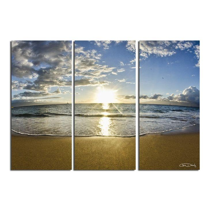 222 Best Decorate My Walls! Images On Pinterest | Canvas Art With Canvas Wall Art At Wayfair (Photo 1 of 20)