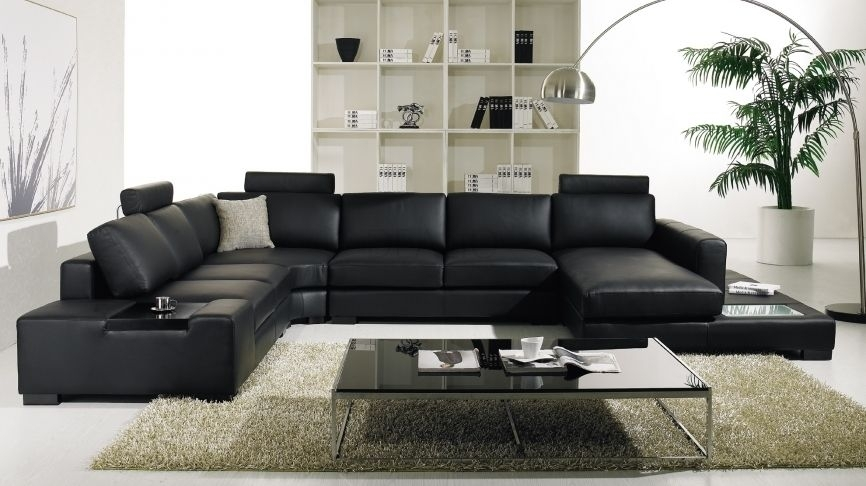$2699 Hollywood Leather Corner Lounge | Sofas | Pinterest | Leather In Leather Lounge Sofas (Image 1 of 10)