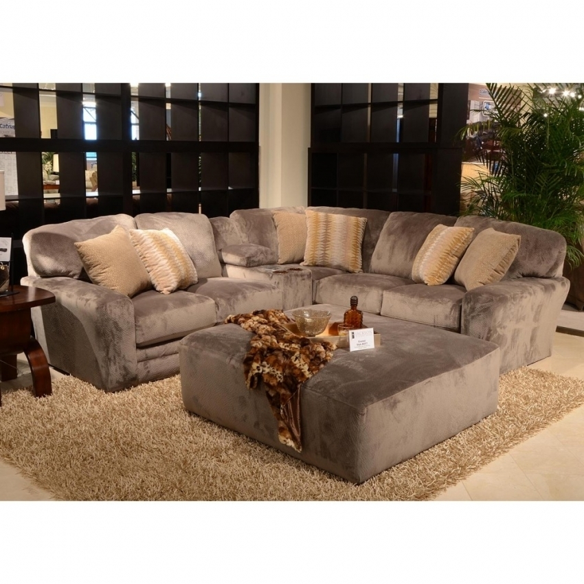 27 Inspirational Pics Of Plush Sectional Sofas | My Free With Plush Sectional Sofas (Photo 9 of 10)