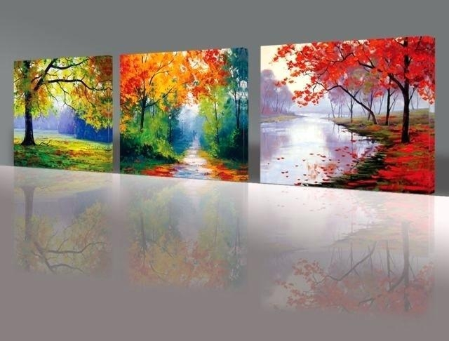 3 Panel Wall Decor Radiance 3 Panel Metal Wall Art Abstract With Regard To India Abstract Metal Wall Art (Photo 19 of 20)