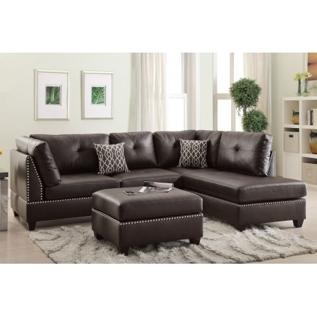 3 Pcs Sectional Sofa – Ugalleryfurniture With Regard To Roanoke Va Sectional Sofas (Photo 3 of 10)