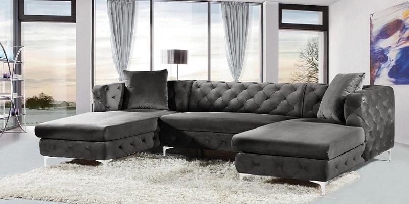 3 Piece Sectional Sleeper Sofa – Modern Design 2018 / 2019 Regarding 3 Piece Sectional Sleeper Sofas (Image 1 of 10)