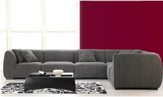 30 Stylish Sofa Sectionals Available Today – Retro Renovation Regarding Dania Sectional Sofas (Photo 7 of 10)