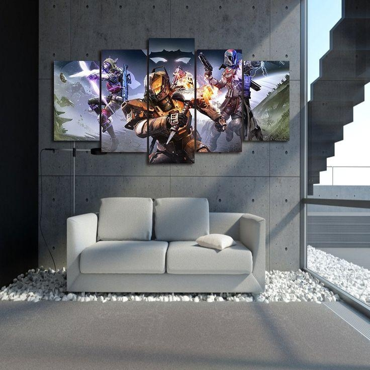 37 Best Game Wall Art Images On Pinterest | Canvas Art Paintings Within Gaming Canvas Wall Art (Image 3 of 20)