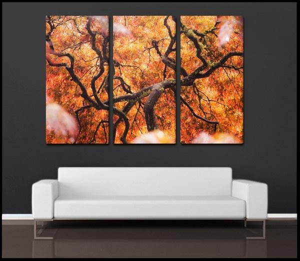 39 Best Multi Piece Epic Canvas Wall Art Images On Pinterest Within Abstract Nature Wall Art (Photo 4 of 20)