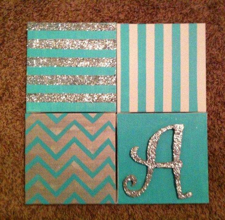 396 Best Sorority Canvas/sign/saying Images On Pinterest Within Letters Canvas Wall Art (Image 2 of 20)