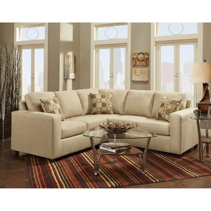 40 Best Sectional Sofa Images On Pinterest | Sectional Sofas, Fabric With Regard To Made In Usa Sectional Sofas (Photo 2 of 10)