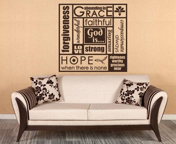 40 Picturesque Design Christian Wall Art | Panfan Site Inside Religious Canvas Wall Art (View 12 of 20)