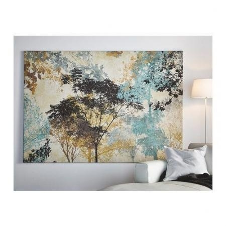 Superb 40 Super Design Ideas Ikea Wall Art Canvas | Panfan Site With Regard To  Canvas Wall