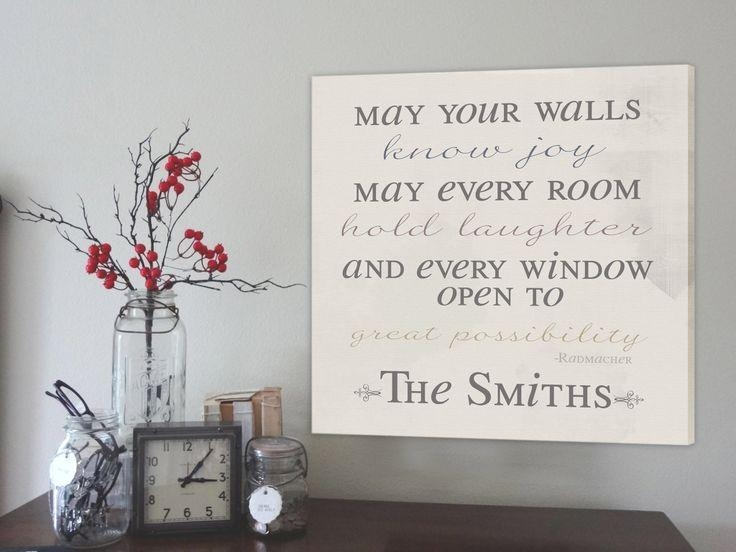 404 Best Mothers Day Gift Ideas Images On Pinterest | Canvas Word For Joy Canvas Wall Art (Image 1 of 20)