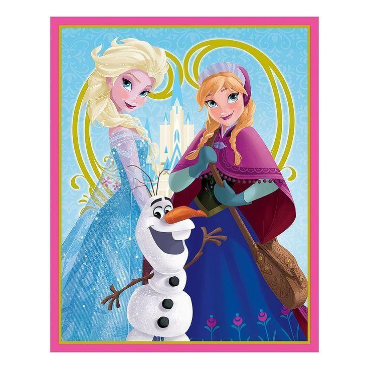 42 Best Bedroom Makeover Images On Pinterest | Disney Frozen Intended For Elsa Canvas Wall Art (Image 4 of 20)