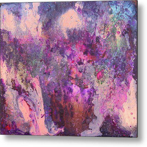 48X24Inch Turquoise And Silver Wall Art Grey Juliaapostolova Within Purple And Grey Abstract Wall Art (Image 4 of 20)