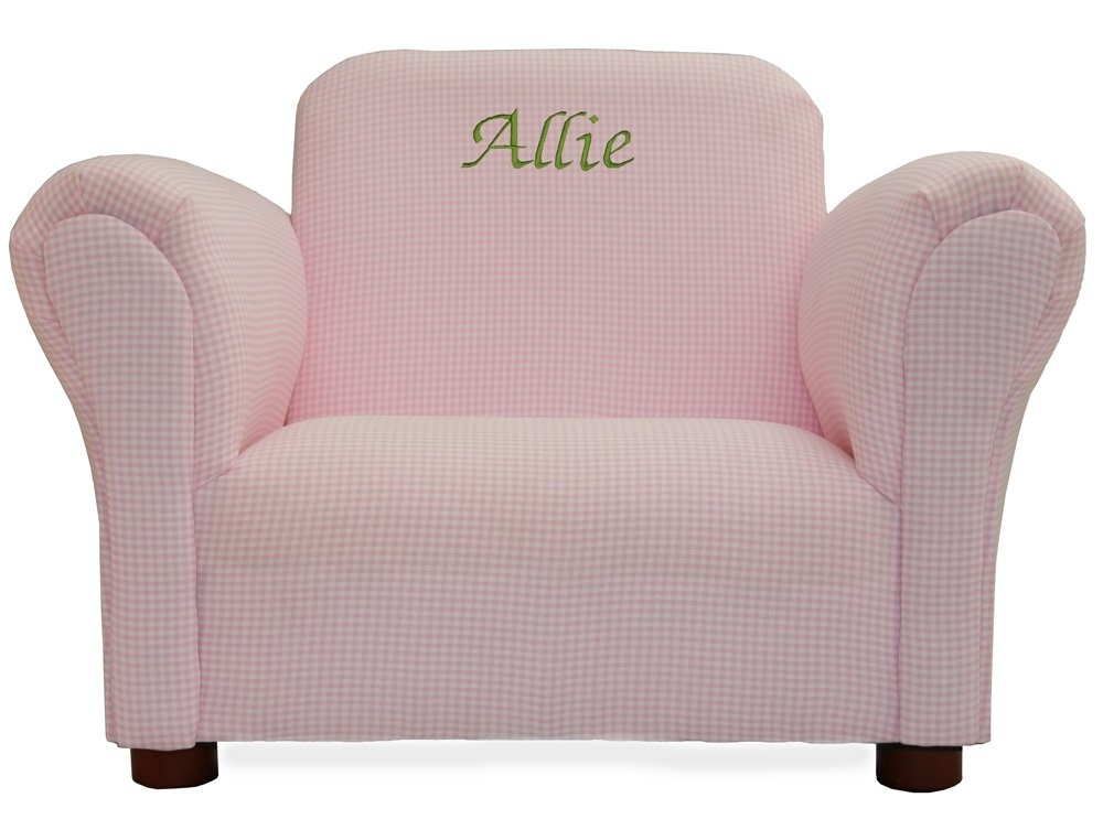 Featured Image of Personalized Kids Chairs And Sofas