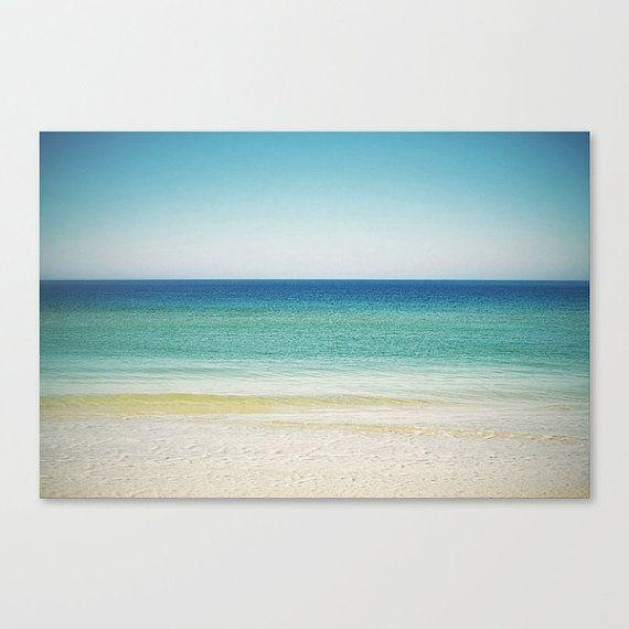56 Best Canvas Images On Pinterest | Shells, Beach Art And Canvases In Beach Themed Canvas Wall Art (Image 5 of 20)