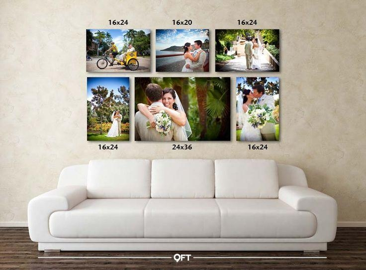 61 Best Canvas Groupings Images On Pinterest | Canvas Groupings Pertaining To Groupings Canvas Wall Art (Image 4 of 20)