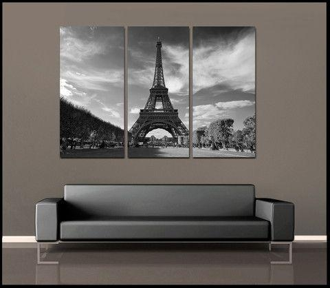 65 Best Paris! Images On Pinterest | Paris France, Bonjour And France Regarding Eiffel Tower Canvas Wall Art (Image 1 of 20)
