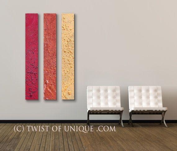76 Best Art | Zen Garden  Twist Of Unique Studio Paintings Images Inside Long Abstract Wall Art (Image 7 of 20)