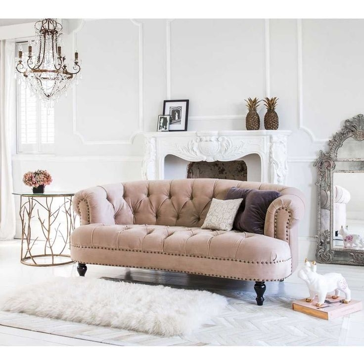 9 Best Sofas Images On Pinterest | Sofas, 2 Seater Sofa And Living Room Within Bedroom Sofas (Image 1 of 10)