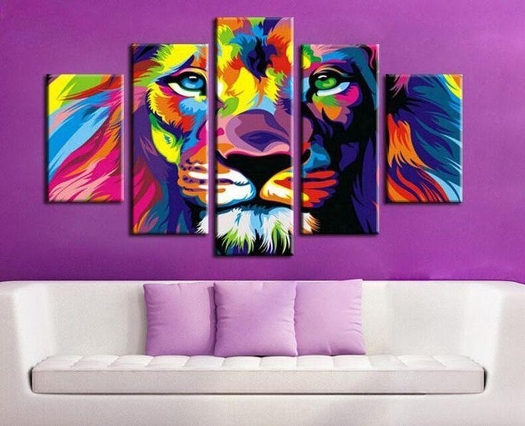 92 Best Art Canvas Prints Images On Pinterest | Canvas Pictures Intended For Canvas Wall Art In Purple (Photo 7 of 20)