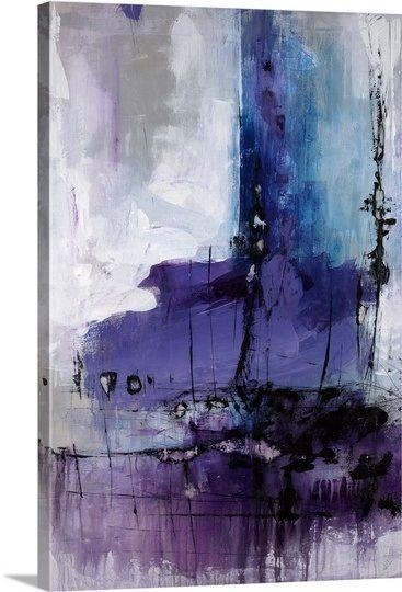 94 Best Best Selling Art Images On Pinterest | Framed Art Prints Pertaining To Purple And Grey Abstract Wall Art (Image 7 of 20)