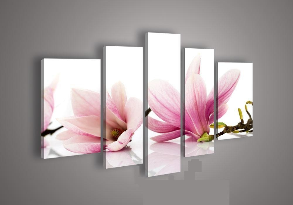 Aacstores Intended For Orchid Canvas Wall Art (Image 4 of 20)